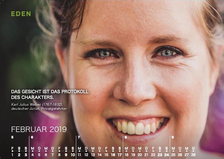Kalenderbild  Februar2019